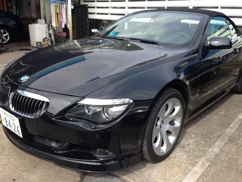 BMW650iカブリオレ ご注文(大阪)